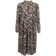 Isay Annica klänning m knäppning - Strl XL
