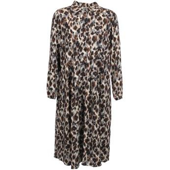 Isay Annica klänning m knäppning - Strl S