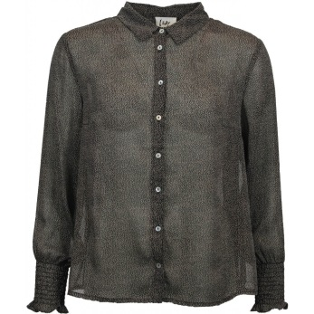 Isay Vibse shirt prickig - Strl XS