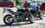 Våra nuvarande motorcyklar