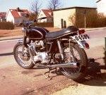 Triumph 650 Bonneville 1968