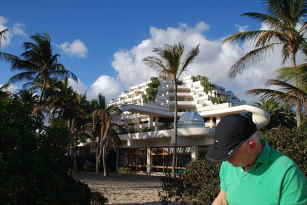 Hotellet, Gran Melia Salinas