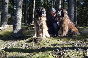 Nelson,  Christoffer och  Max