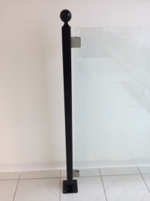 Stolpe - Aluminium - Stolpe aluminium valfri höjd