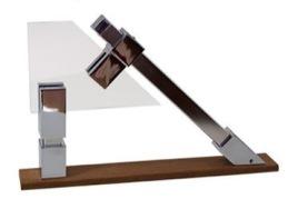 Stabiliseringsstag för vägg och tak