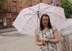 Paraply från Hortensia