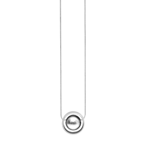 Halsband - Halsband silver
