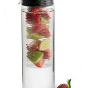 Flaska med fruktkolv