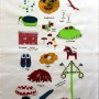 Svenska symboler - Handduk