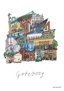 Poster - Poster Göteborg