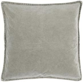 Kuddfodral - Kuddfodral sammet grå