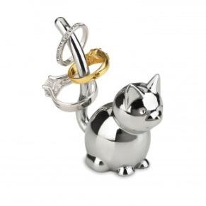 Ringhållare - Ringhållare Katt