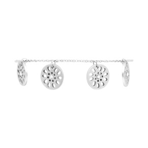 Armband - Armband silver/kristaller
