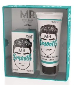 Tvål och showergel - Mr smooth