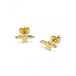 Örhängen - Örhängen duva guld