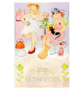 Almanacka - Almanacka vägg