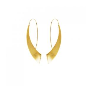 Örhängen - Örhängen guld långa