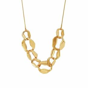 Halsband - Halsband guld