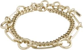 Armband - Armband 2st guld