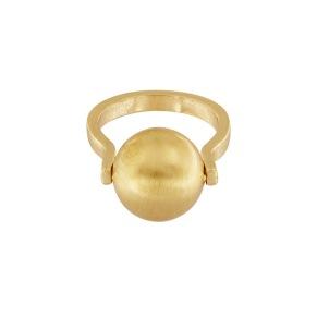 Ring - Ring guld medium