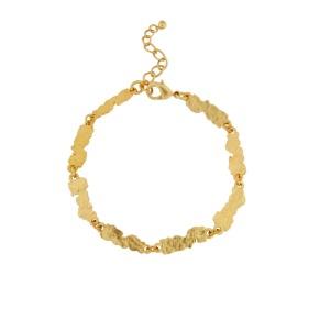 Armband - Armband matt guld