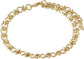 Armband - Armband chain guld