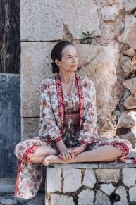 Kimono - Kimono Camelia