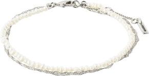 Armband - Armband silver pearls