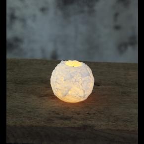 Ljus - Ljus snöboll