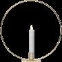 Ljusring - Ljusring mässing