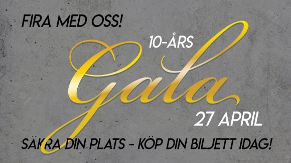 035bc2987258 Lördagen den 27 april blir det fest - stor fest. Vi har bokat in oss i  Skövde Kulturfabrik där det blir mingel, underhållning och en mycket  trevlig kväll ...