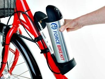 Bygg din elcykel, Konverteringskit