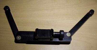 Optipod-hållare för extrautrustning