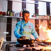 Kund: Restaurant Novi, Side, Turkiet