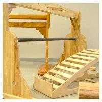 Utrustning som används inom Iyengar Yoga