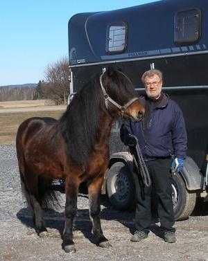 John och Garri, foto: Karin Magnusson