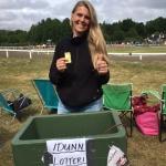 Lycklig vinnare av fredagens dragning av Thermobar i Idunns lotteri, var Carola Wickström. Ett stort grattis!
