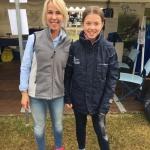 Ytterligare två vinnare i Idunns lotteri Ulrica Backan och Eira Backan.