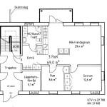 Lägenhet 1002 Ladugården