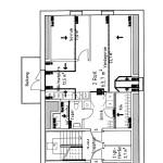Lägenhet 1102 Ladugården