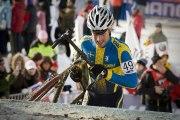 Mattias Nilsson, Cykelcross VM 2010