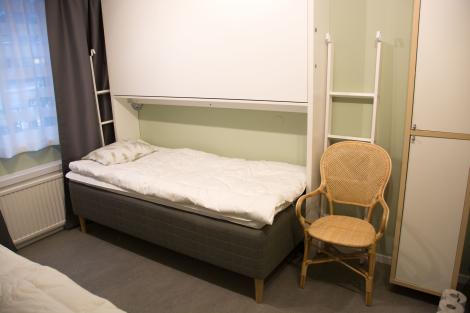 Gästlägenheten - med 4 sängplatser
