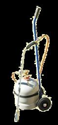 ogräsbrännare T30 Ogräsfritt
