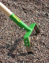 weeding tool pendulum hoe against you - Weedfree