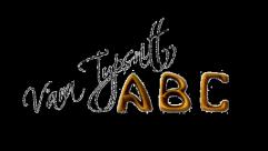 Här kan ni finna våra typsnitt & Bronsbokstäver