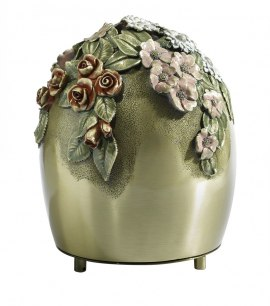 ROSE Urna - ROSE Urna (Färgad dekor)