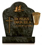 Ta del av alla våra gravstendekorationer & Gravtillbehör här. Gravlyktor, Urnor, Bronsfåglar, Gravvaser, Kors m.m.