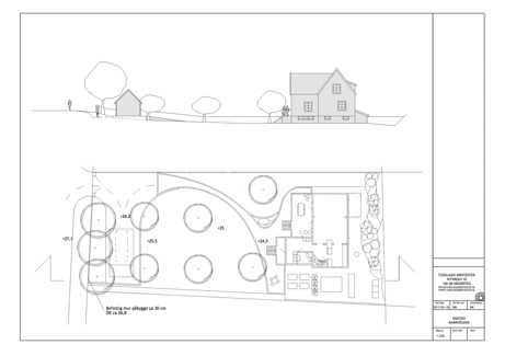 Bygglovshandlingar hus & carport