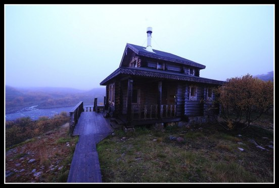 Peter.s House in Kharlovka. Photo Thomas Thore