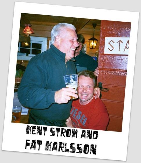 Pub Kväll Hembre Gård 2001 Photo Thomas Thore